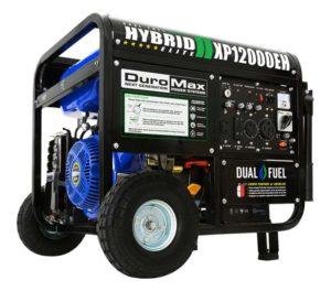 DuroMax Hybrid Dual Fuel Portable Generator