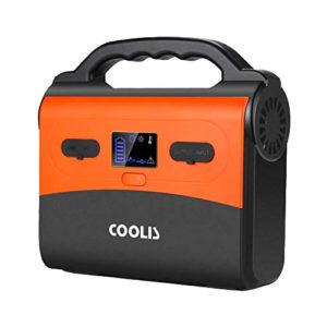 COOLIS 200Wh-54000mAh Portable Generator
