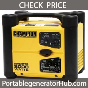 Best affordable portable generator