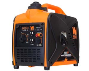 WEN 56125i Super Quiet Portable Generator