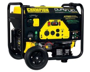 Champion 3800-Watt with Electric Start