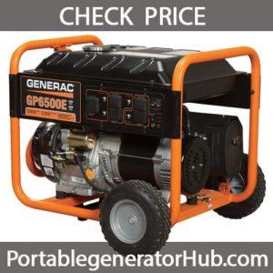 Generac 5941 GP6500E 6,500 Watt
