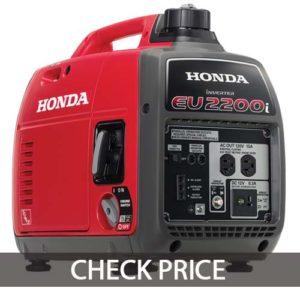 Honda EU2200i Super Quiet Portable Inverter Generator