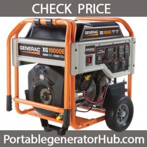 Generac 5802, 10000 Running Watts