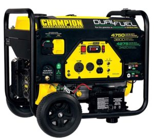 how to buy a portable generator