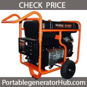 Generac 5734 GP15000E 15000 Running Watts