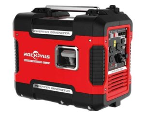 Rockpals 2000-Watt Portable Camping Gas Power Generator