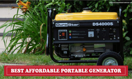 8 Best Affordable Portable Generator in 2020 – Best Prices