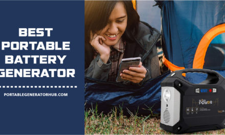 12 Best Portable Battery Generator 2021 | Browse Top Picks