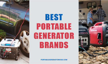 8 Best Portable Generator Brands 2020 | Find The Right Model