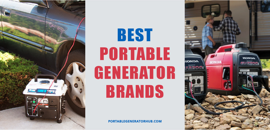 8 Best Portable Generator Brands 2020 | Expert Recommendations