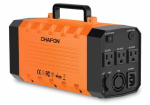 CHAFON 346WH Portable Power Station