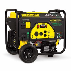 Champion 3800-Watt - Best electric start portable generator