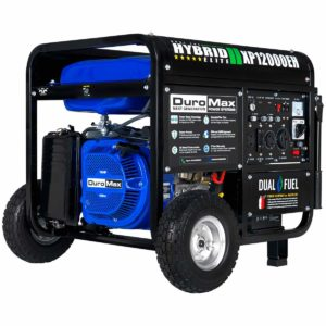 DuroMax XP12000EH Dual Fuel 12000 Watt Electric