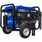 DuroMax XP4400E 4,400 Watt 7.0 HP