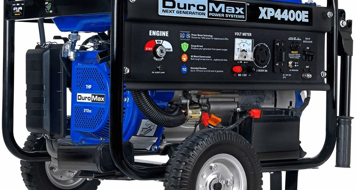 DuroMax XP4400E Portable Generator Review – May 2019 Update News