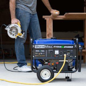 DuroMax XP4400EH Generator