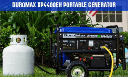 DuroMax XP4400EH Portable Generator Review | Dual Fuel – Negativity & Benefits