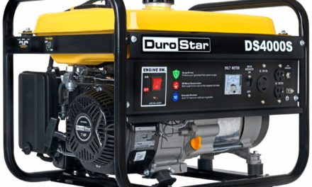 DuroStar DS4000S Gas Powered Portable Generator Review 2019