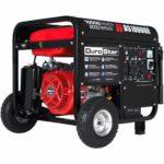 Durostar DS10000E Portable Generator