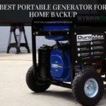 8 Best Portable Generator for Home Backup Power 2021 | Top Picks