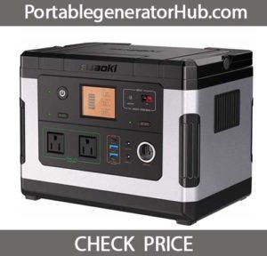 SUAOKI G500 Portable Power Station