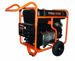 Generac 5734 GP15000E Portable Generator