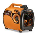 Generac 6866 iQ2000 Super Quiet 1600 Running Watts