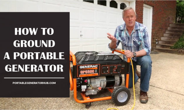 How to Ground a Portable Generator – Secure and Easy Process