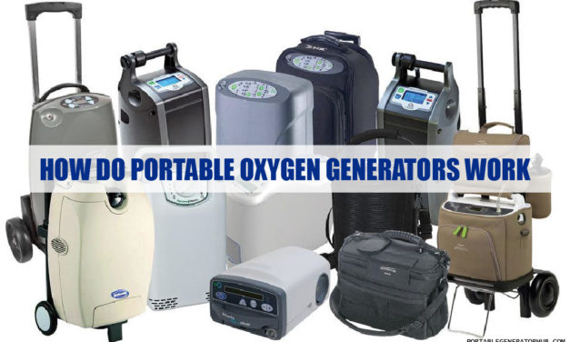 How Do Portable Oxygen Generators Work   Portable Oxygen Concentrators Near Me