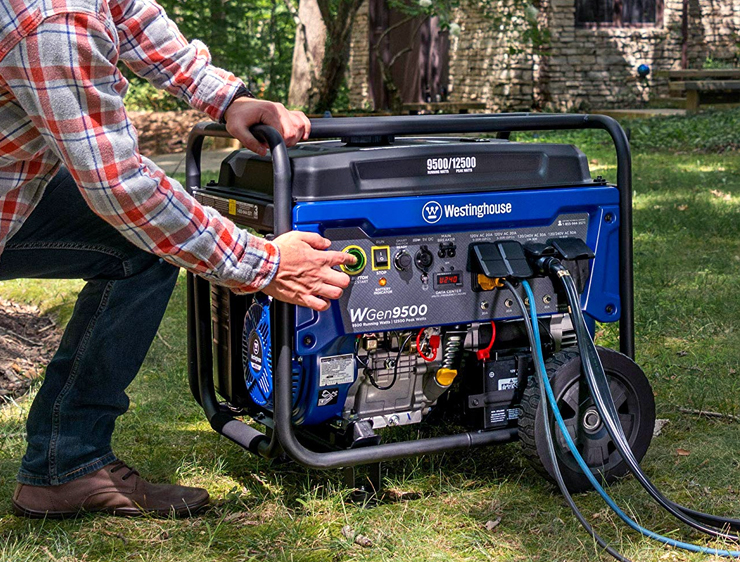 How to Choose the Best Rated Large Portable Generator