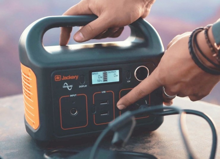 How to Choose the Top Portable Battery Generator