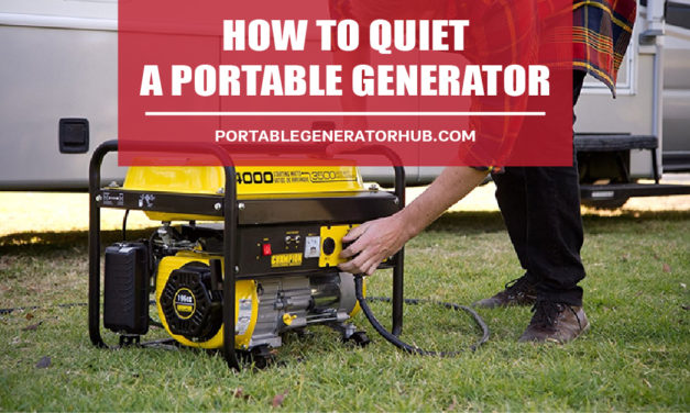 How to Quiet a Portable Generator So You Can Sleep – Complete Guide