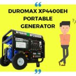 DuroMax XP4400EH Portable Generator
