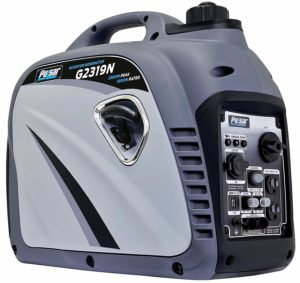 Pulsar G2319N 2,300W Portable Gas-Powered Quiet Inverter Generator