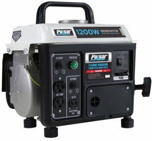 Pulsar Portable 1200W Gas Generator