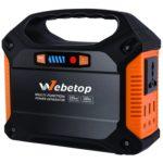 Webetop 155Wh 42000mAh - Best Inverter Generator