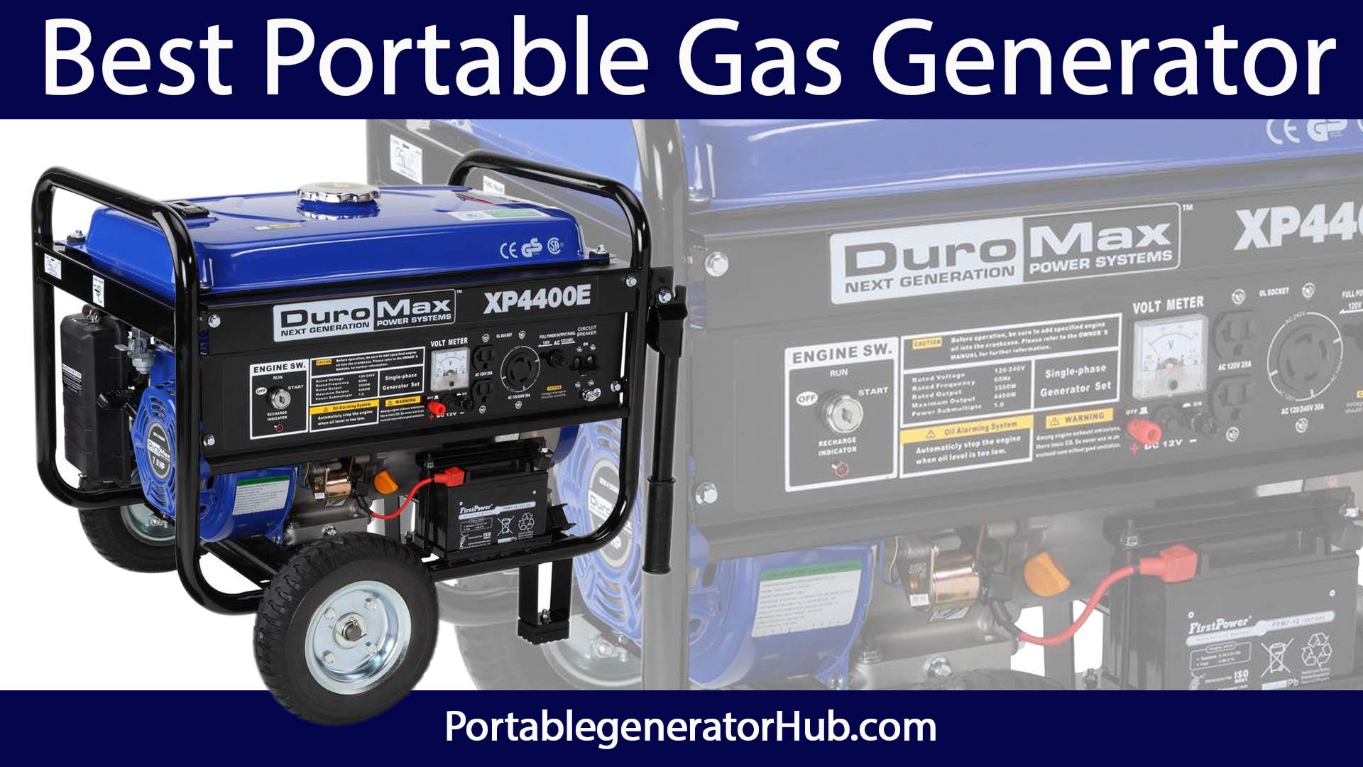 Top 8 Best Portable Gas Generator Strongly Recommended Picks By Ratio
