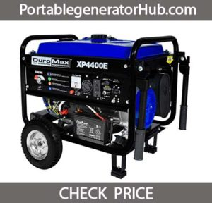 DuroMax XP4400E Portable Generator Review - May 2019 Update