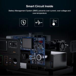 SUAOKI G500 battery management system inside