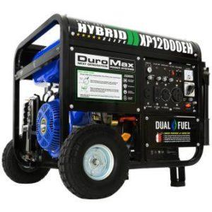 DuroMax Hybrid XP12000EHDual Fuel