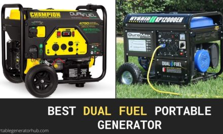 8 Best Dual Fuel Portable Generator 2021 – Browse Top Picks