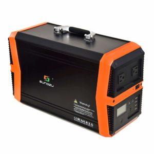 Sungzu Portable Solar Power Station 1000W