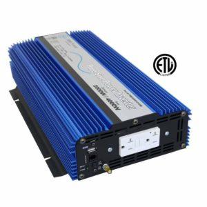 AIMS Power Pure Sine Power Inverter for Work Van