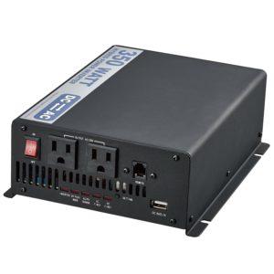 Automaxx 350W 12V 30A Hybrid Solar Pure Sine Power Inverter
