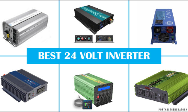 10 Best 24 Volt Inverter Review and Buying Guide 2021