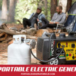 Top 10 Best Portable Electric Generator Reviews in 2020