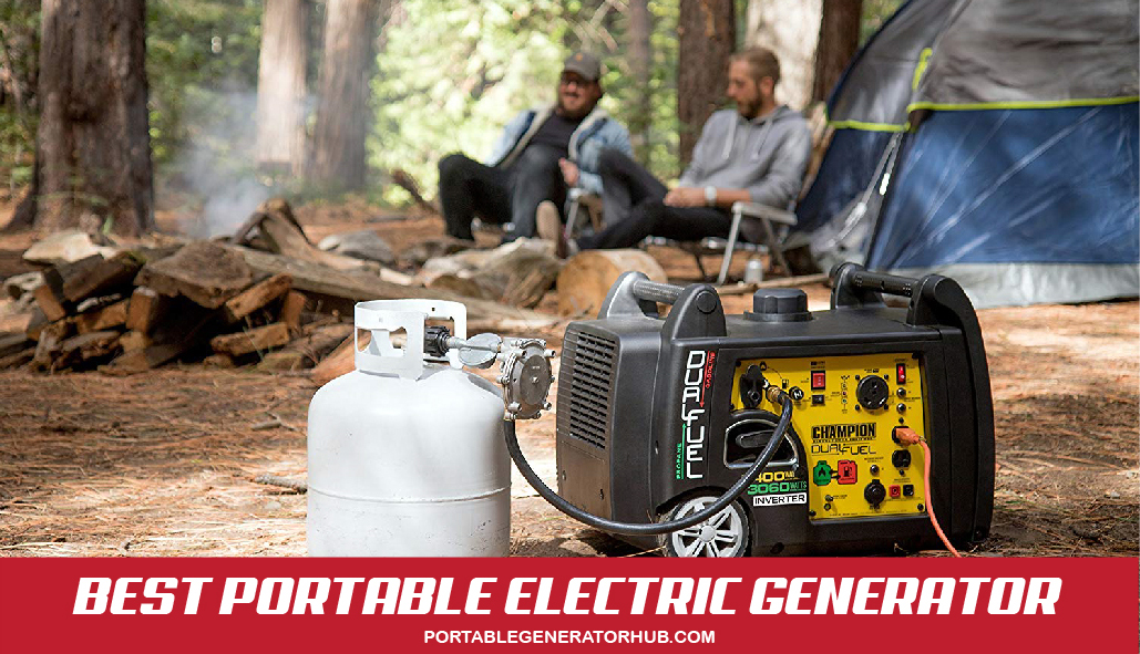 Best Portable Electric Generator