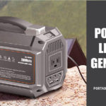 Top 10 Best Portable Lithium Generator You Can Buy in 2020