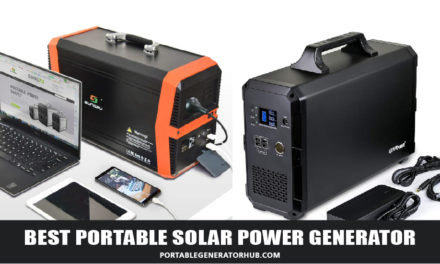 10 Best Portable Solar Power Generator You Can Buy 2021